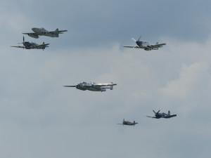 Formace letadel II světové války